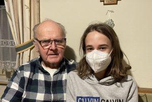 Opa Walter wird 90!